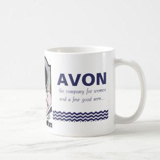 CANECA DE CAFÉ AVON