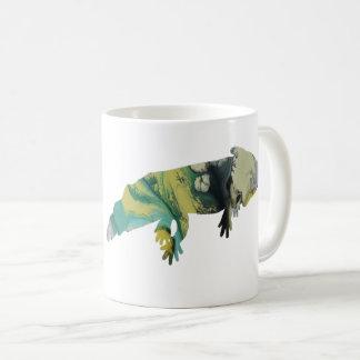 Caneca De Café Axolotl