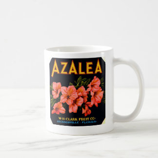 Caneca De Café Azálea