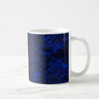 Caneca De Café Azuis cobaltos