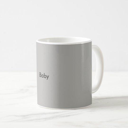 Caneca De Café Baby