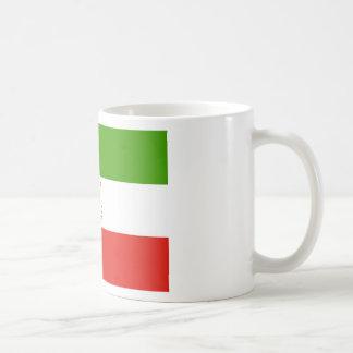 Caneca De Café Baixo custo! Bandeira da Guiné Equatorial