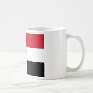 Caneca De Café Baixo custo! Bandeira de Egipto