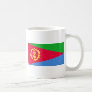 Caneca De Café Baixo custo! Bandeira de Eritrea