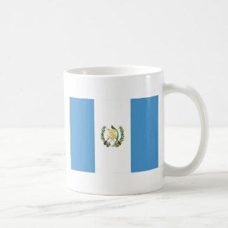 Caneca De Café Baixo custo! Bandeira de Guatemala