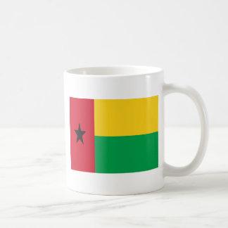 Caneca De Café Baixo custo! Bandeira de Guiné-Bissau