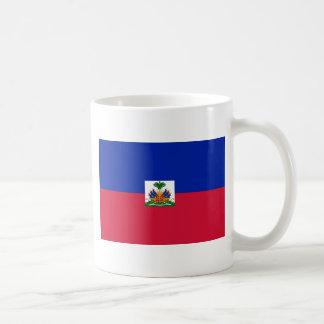 Caneca De Café Baixo custo! Bandeira de Haiti