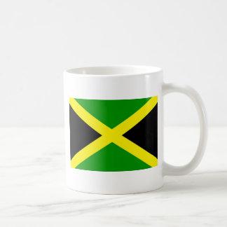 Caneca De Café Baixo custo! Bandeira de Jamaica