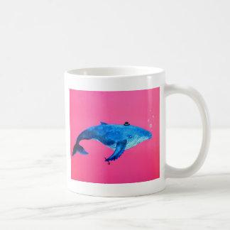 Caneca De Café baleia de humpback