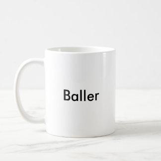 Caneca De Café Baller