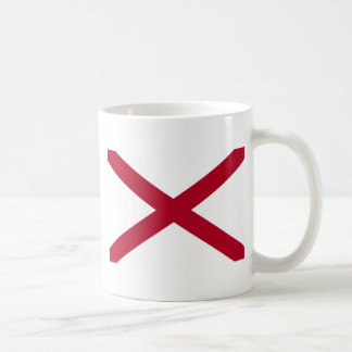 Caneca De Café Bandeira de Alabama