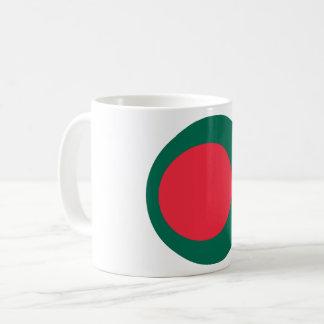 Caneca De Café Bandeira de Bangladesh