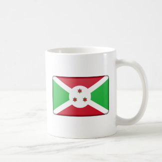 Caneca De Café Bandeira de Burundi