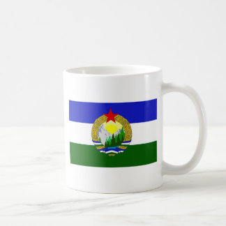 Caneca De Café Bandeira de Cascadia socialista