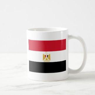 Caneca De Café Bandeira de Egipto