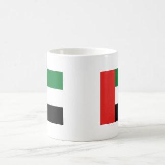 Caneca De Café Bandeira de Emiradosarabes