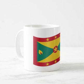 Caneca De Café Bandeira de Grenada