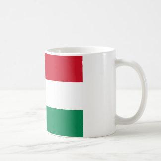 Caneca De Café Bandeira de Hungria