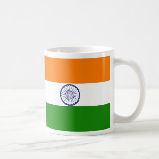 Caneca De Café Bandeira de India Ashoka Chakra