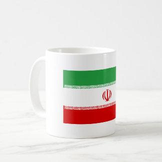 Caneca De Café Bandeira de Irã