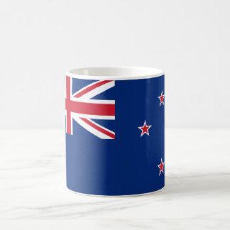 Caneca De Café Bandeira de Nova Zelândia
