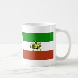 Caneca De Café Bandeira de Persia