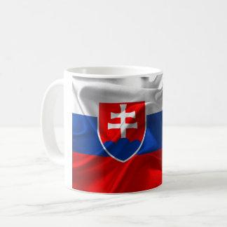 Caneca De Café Bandeira de Slovakia