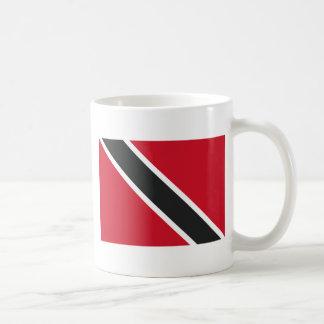 Caneca De Café Bandeira de Trinidadtobago