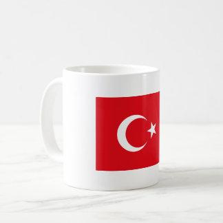Caneca De Café Bandeira de Turquia