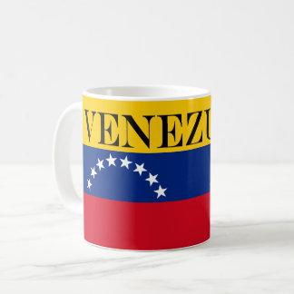 Caneca De Café Bandeira de Venezuela
