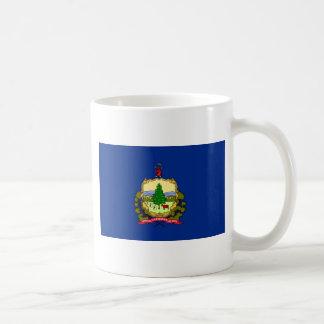 Caneca De Café Bandeira de Vermont