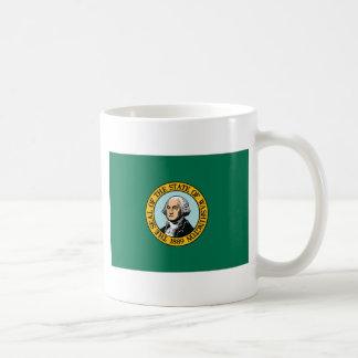 Caneca De Café Bandeira de Washington
