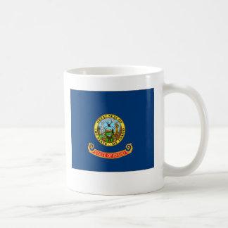 Caneca De Café Bandeira do estado de Idaho