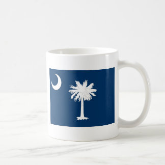 Caneca De Café Bandeira do estado de South Carolina