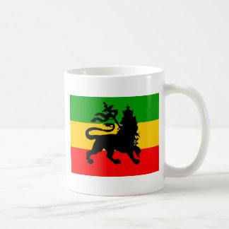 Caneca De Café Bandeira do leão