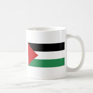 Caneca De Café Bandeira do palestino de Palestina