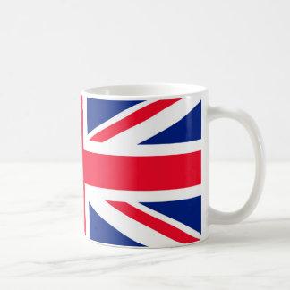 Caneca De Café Bandeira do Reino Unido/Union Jack