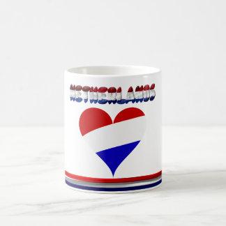Caneca De Café Bandeira holandesa