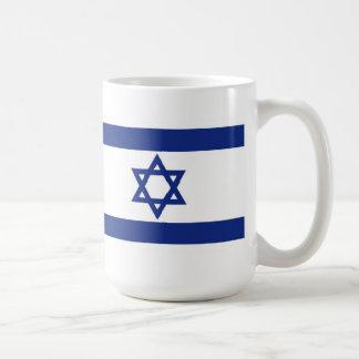 Caneca De Café Bandeira israelita
