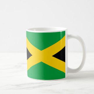 Caneca De Café Bandeira jamaicana