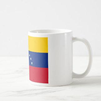Caneca De Café Bandeira venezuelana - bandeira de Venezuela -