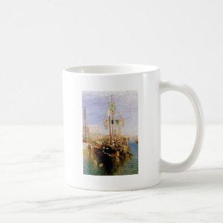 Caneca De Café barco sem velas