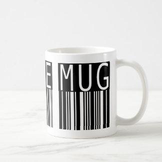 Caneca De Café barcodecoffee