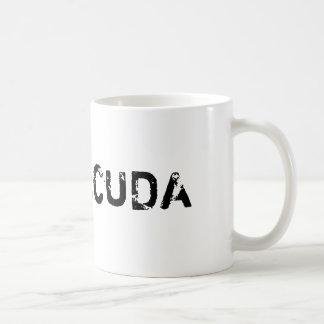 CANECA DE CAFÉ BARRACUDA