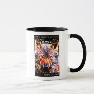 Caneca de café batida