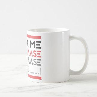 Caneca De Café Beba-me por favor!