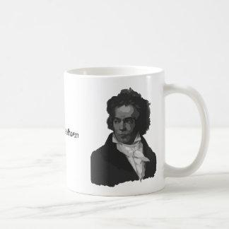 Caneca De Café Beethoven