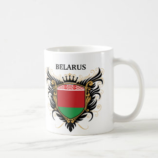 Caneca De Café Belarus [personalize]