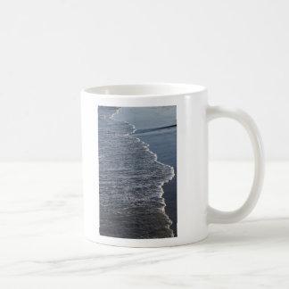 Caneca De Café Beleza da linha costeira
