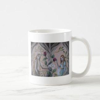 Caneca De Café beleza e animal